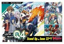 Cardfight!! Vanguard V-BT01 Royal Paladin common set (4 of each card of 28)