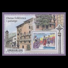 Andorra 2014 - Folklore Ball de Santa Anna Escaldes-Engorda Culture - MNH