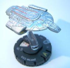 HeroClix Star Trek Tactics IV #003 U.S.S. Valiant