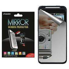 AMZER Mirror Screen Protector with Cleaning Cloth for HTC EVO Shift 4G