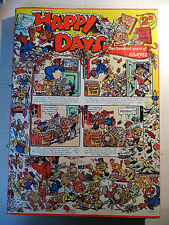 HAPPY DAYS! 100 YEARS OF COMICS - GIFFORD - JUPITER BOOKS 1975 - A11