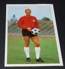 MÜHLHAUSEN HANNOVER 96 FUSSBALL 1966 1967 FOOTBALL CARD BUNDESLIGA PANINI