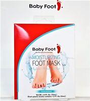 Baby Foot Moisturizing Foot Mask : Hydrate + Refresh Feet - 2.4 oz - NEW, FRESH