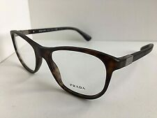 New PRADA VPR 92S HAQ-1O1 52mm Brown Eyeglasses Frame #5