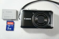 Canon PowerShot SX230 HS 12.1MP Digital Camera - Black, Free 2-3 Day Ship!!!