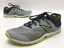 New Balance Minimus MX20 Training Mens Grey/Green Mesh Running Shoes Size 8.5D