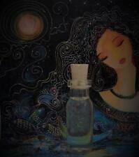 SLEEP Ritual Oil Anointing Oil Potion Spell Oil ~ Wicca Witchcraft Pagan Hoodoo