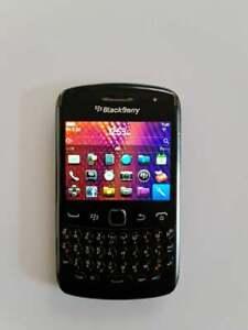 BlackBerry Smart phone Curve 9360 - Black Smartphone used