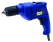 PowerSmith Electric Drill, UL/CUL Reversible, 4.2 AMP, Variable Speed 0-3000 RPM