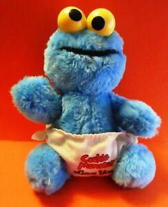 Sesame Street Cookie Monster Plush Doll