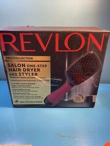 Revlon RVDR5212PNK One-Step Hair Dryer and Styling Brush - Pink