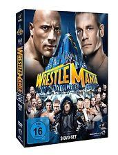 WWE WrestleMania 29 XXIX 2013 [DVD] DEUTSCH NEU The Rock vs. John Cena
