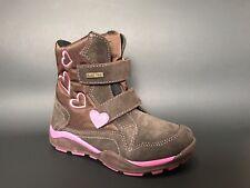 Brand New LELLI KELLY Kids Girls Boots Waterproof LEATHER Size 12 USA/ 30 EURO
