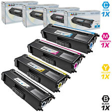 LD Comp Brother TN315 4pk Toner HL-4150cdn HL4570cdw 9460cdn 9560cdw 9970