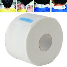 Rouleau Papier Protection Cou Jetable pour Barbier Salon Coiffure Imperméable