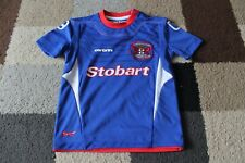 CARLISLE UNITED FC Home CARBRINI Shirt 2011-2012 (6-12 Months) Baby Toddlers
