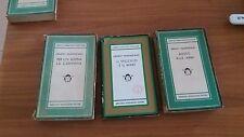 ernest hemingway -stock tre romanzi 12 euro  - medusa copertina morbida