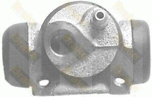 BRAKE ENGINEERING Cilindro de Freno de Rueda WC1669BE WC4873 Citroën Zx
