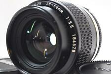 """""""NEAR MINT"""" Nikon Ai-S Zoom-Nikkor 28-50mm F3.5 Lens With Caps From Japan"""