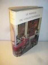 Savage, Fosca & Daulte LE MANUEL DU COLLECTIONNEUR 1962  Office du Livre