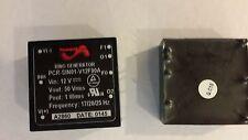 2x POWERDSINE PCR-SIN01-V12F00A  TELEPHONE RINGER, DMA10, 12V IN, Vout 50Vrms