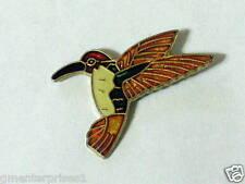 Vintage Hummingbird Lapel Pin Tie Tack