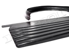 Oldsmobile Series F Running Board Covers, Mats with Apron 6 Cylinder 1937-1938