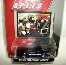 greenlight 1/64 speed 1989 PONTIAC FIREBIRD CUSTOM DRAG