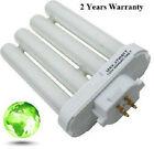 Compact Fluorescent CFL Replacement - 27W {27-watt  FML27 5K QUAD GX10Q-2 Bulb