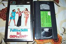 [4029] Furto di sera bel colpo si spera (1973) VHS CVR
