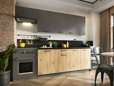 Küchenmöbel Carloni 240 Einbauküche Küchenblock Schrank Skandinavischer NEU M24