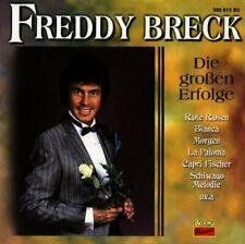 Freddy Breck Die großen Erfolge (12 tracks, 1997)  [CD]