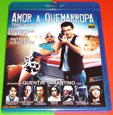 AMOR A QUEMARROPA / True Romance - AREA B - English/Español - Precintada