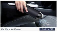 Wireless Car Vacuum Cleaner Portable Handheld HEPA Filter 5000Pa Suction Home