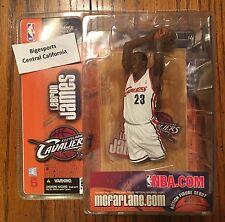 2003 McFarlane NBA Series 5 Cleveland Cavaliers LeBron James #23 (RC Figure)