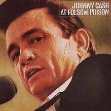 Johnny Cash at Folsom Prison Legacy Expanded 180gm Vinyl 2 LP Gatefold