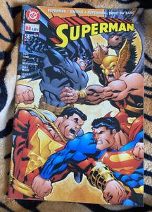 SUPERMAN  N° 6  SEMIC EDITIONS (nouvelles aventures) / Batman / Shazam / Hawkman