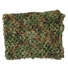 Oxford Cloth Military Camouflage Camo Net For Hunting Covering F1F0