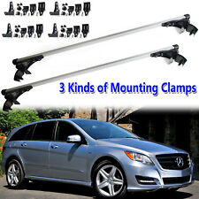 Car Roof Rack For Mercedes-Benz R350 / E63 AMG / GL320 / GL450 Luggage Carrier