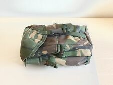 British Army-Issue DPM IRR PLCE Medical Pouch. 2005.