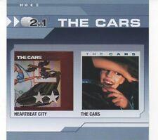 "The Cars - ""Heartbeat City"" + ""The Cars"" 2 CD Set, neu, OVP"