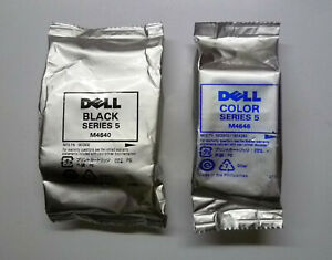 2 X Original Dell M4640 M4646 Black+Color 922 924 926 942 944 946 962 964