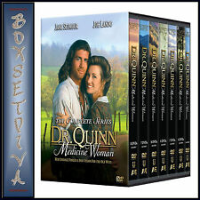 DR QUINN MEDICINE WOMAN - COMPLETE COLLECTION SERIES 1-6 **BRAND NEW DVD BOXSET*