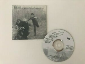 CD The Zen Circus Appino RARE raro About Thieves, Farmers, Tramps and Policemen