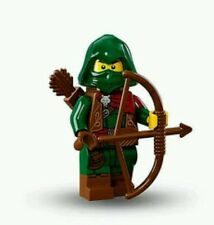 Lego Mini Figures Series 16 , 71013 Forest Rogue #11 auseller
