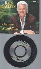 CD--RALF PAULSEN --DER ALTE KOMOEDIANT --