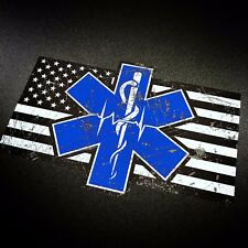 Paramedic Flag - Sticker