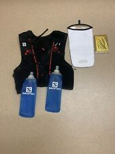 Authentic Salomon Advanced Skin With Water Bottles Vgc