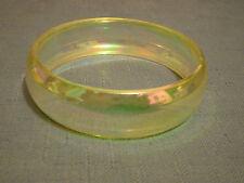 Clear Acrylic Bangle