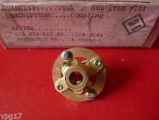 "Ar88 ar88d brass flexible raccord 1/4 ""shaft k98950-1 nos"